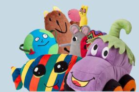 IKEA представила новую коллекцию игрушек, созданную по детским рисункам