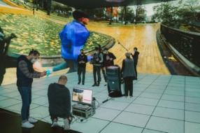 «Марафон для всех»: как герой преодолел полумарафон с помощью VR-технологий