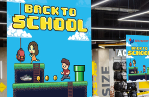 Back to school кампания привлекла внимание подростков с помощью web-игры