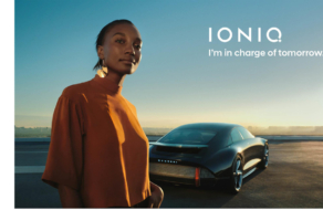 Hyundai запустил глобальную кампанию для бренда Ioniq
