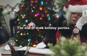 Miller Lite отпраздновал отмену офисного корпоратива в эти праздники
