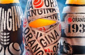 Orangina сменила дизайн на Хэллоуин