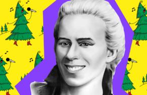 Укрліт без журби: як портрети літературних класиків почали усміхатися