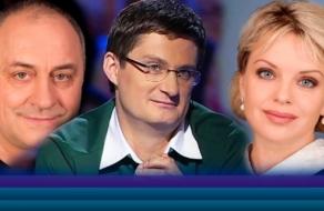 Ірма Вітовська та Віктор Андрієнко у «Кондратюк у понеділок»
