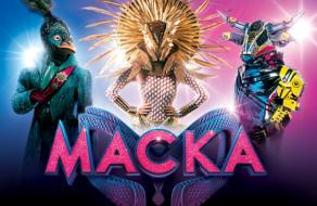 Канал «Украина» создал промо-мюзикл для шоу «МАСКА»