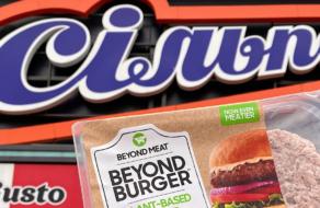 Растительное мясо Beyond Meat уже в сети супермаркетов «Сільпо»