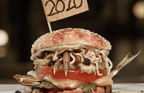 Если бы 2020 год был бургером? Ответ Burger King