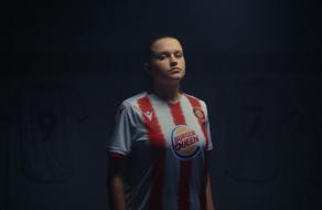 Burger King изменил лого ради спонсорства женского футбольного клуба