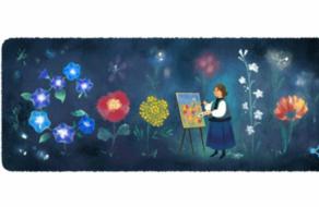 Google посвятил дудл 120-летию со дня рождения Екатерины Билокур