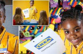 IKEA открыла вакансию для менеджера по игрушкам в возрасте от 4 до 12 лет