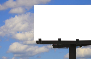 Наружная реклама в Днепре переходит в тень