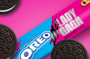 Бренд OREO объявил о новой коллаборации с Леди Гагой