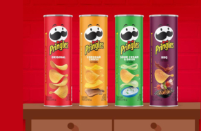 Pringles провел редизайн своего маскота