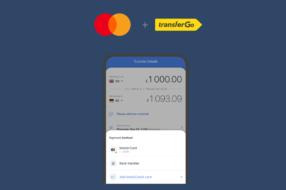 TransferGo и Mastercard расширяют возможности международных денежных переводов для Украины