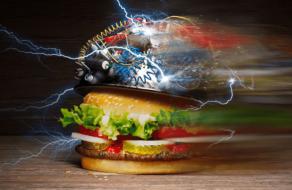 Burger King предлагает отправить себе воппер в будущее