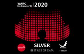 Украинский кейс впервые получил серебряную награду WARC Media Awards
