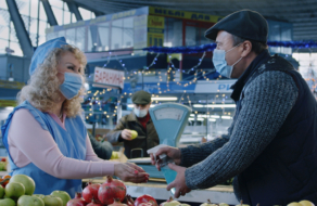 Для ЮНІСЕФ створили іронічні ролики про новий етикет під час пандемії
