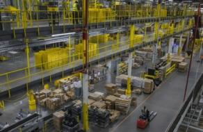 Amazon расширяет мини-игры на складах в 20 штатах