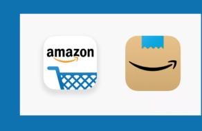 Amazon изменил дизайн иконки с усами Гитлера