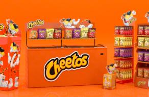 Cheetos і сімейне дозвілля: Brain Tank розробила сет POS-матеріалів для підтримки бренду в роздробі