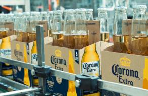 Corona выпустила упаковку из ячменя