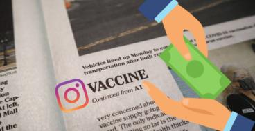 Инфлюенсеры, бренды, деньги за промо: блиц-опрос о коммуникационной кампании в поддержку вакцинации