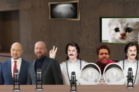Распались Daft Punk, Степанов поехал в Индию, а Украину засыпало снегом: мемы февраля
