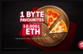 Pizza Hut ежедневно продает свежие NFT кусочки пиццы. Один из них привлек $9K