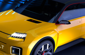 Renault обновил логотип
