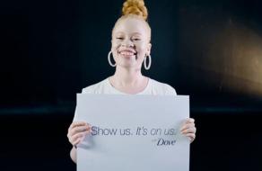 Dove предложила собственных моделей для рекламы брендов