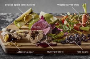 IKEA учит канадцев, как готовить из пищевых отходов