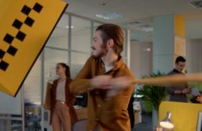 Только не такси: Uklon подшутил над собой в честь 11-летия компании
