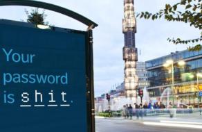 Outdoor-кампания высмеяла самые ненадежные пароли