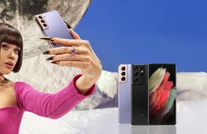 Samsung и MONATIK Corporation представили видеоработу, полностью снятую на смартфон