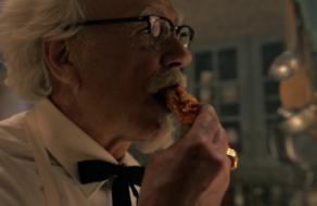 KFC выпустили оду хрустящей курочке