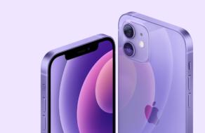 Apple представил iPhone 12 в новом весеннем оттенке
