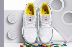 Adidas выпустил кроссовки  с кубиками LEGO