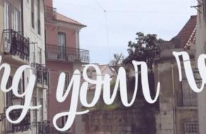 В Португалии белье превратили в билборды, чтобы помочь оплатить ренту нуждающимся