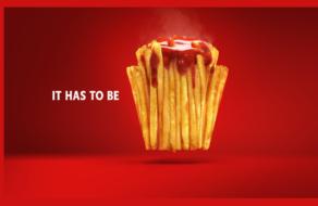 Heinz выпустил рекламу без лого и названия бренда