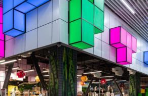 У Вінниці відкрили піксельний «Сільпо»