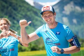 Всемирный забег Wings for Life World Run 2021 пройдет с помощью мобильного приложения