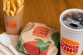 Burger King тестирует экологичную упаковку