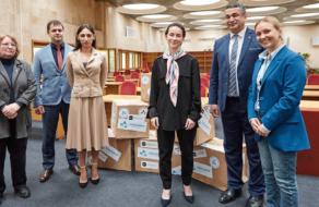 Проєкт Мінцифри та FAVBET «Цифровізація бібліотек» став найкращою практикою взаємодії бізнесу з державою за версією експертів PR- індустрії України