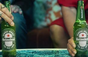 Глобальная кампания Heineken рассказывает о новом правиле вечеринок
