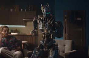 Для Київстар ТБ створили комедійний ситком з хатнім роботом