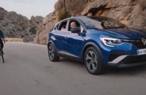 Ода жизни и мечтам в новой кампании Renault Captur