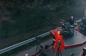 The HARDKISS дали самый быстрый концерт в рекламной кампании Vodafone