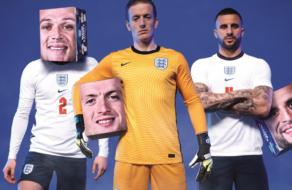 Любой желающий может стать игроком сборной Англии благодаря упаковке Bud Light