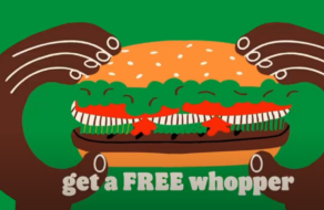 Burger King превратил баг  Tesla в рекламу