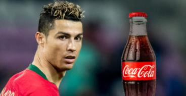 ЗОЖ, продуманный хайп, бесплатный эвернес: опрос о демонстративном жесте Роналду на пресс-конференции УЕФА